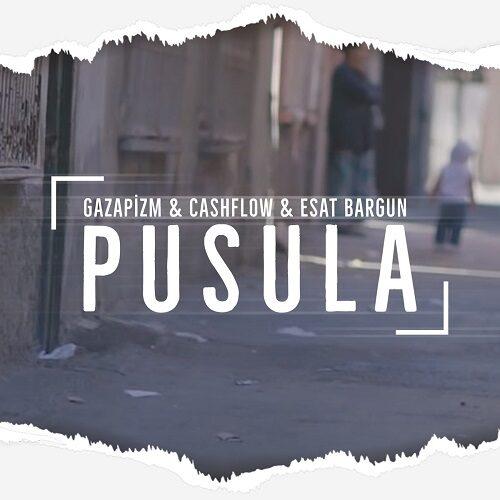 دانلود آهنگ ترکی Gazapizm به نام Pusula
